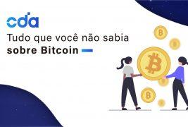 Tudo que você precisa saber sobre o Bitcoin
