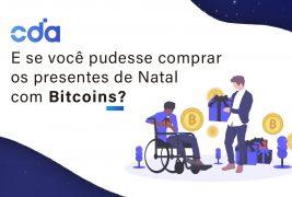 E se você pudesse comprar os presentes de Natal com Bitcoin?